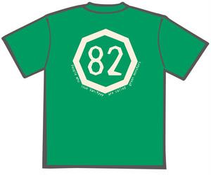 マル82Tシャツ
