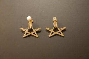 Aquvii / BACK CLIP (Star)