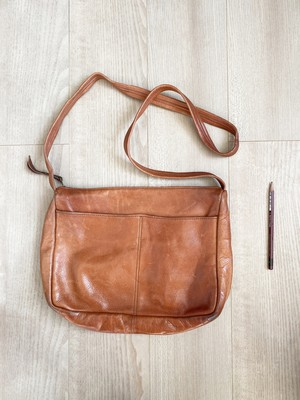 used leather bag No.003「追憶カヌレ」