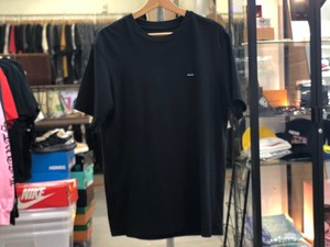 Supreme SMALL BOX LOGO TEE BLACK MEDIUM 45JH8361