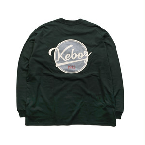 BB LOGO HEAVY WEIGHT L/S TEE【FOREST】