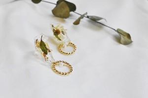 kouseki beads(pierce)