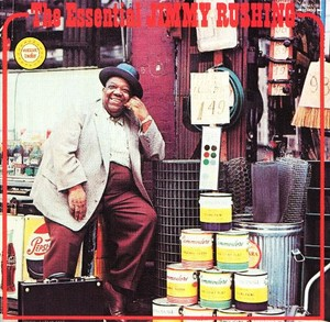 CD 「THE ESSENTIAL / JIMMY RUSHING」