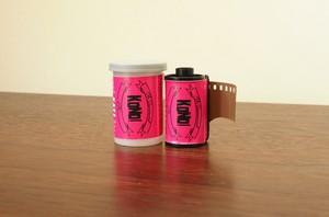 【カラーネガフィルム 35mm】KONO!(コノ)KATZ 24枚撮り