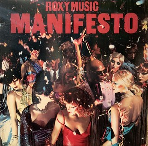 【LP】ROXY MUSIC/Manifesto