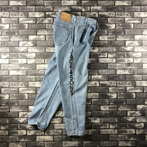 """""""JACK&SONS"""" Embroidery Denim"""