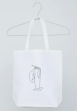 花瓶 Tote Bag