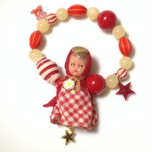 543 お人形さん ブレスレット