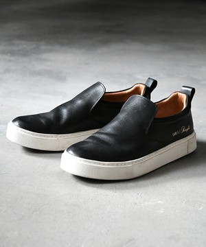 【予約】Drape slip-on sneakers / ER0400