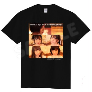 『WORLD of the CHARACTERS』東京公演~prologue~Tシャツ