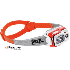 【petzl】 SWIFT RL Headlight(Orange)