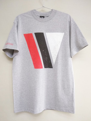 【WESTERN EDITION】BIG W S/S TEE HEATHER GREY