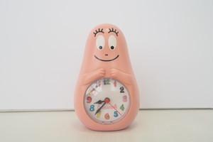品番MW-012 ヴィンテージ バーバパパの置き時計
