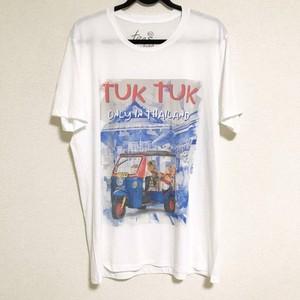 Tシャツ メンズ XXLサイズ トゥクトゥク