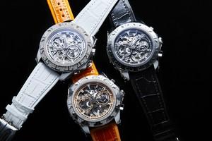 【TIRET ティレット】AC SKELETON ROSE GOLD  ACスケルトン(ローズゴールド)/国内正規品 腕時計