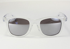 Blues Bros CHILL sunglasses, KD#2025 - Clear/G15