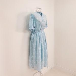 【即納】little blue one-piece