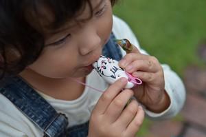 ミニセラリーナ6音 動物柄(トラネコ)子供の指先能力向上やプレゼントに♪