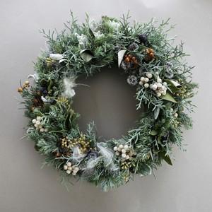 Wreath for Christmas!