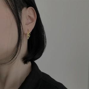 ヒトカケ〈ピアス/イヤリング〉10