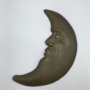 月の壁掛けオブジェ