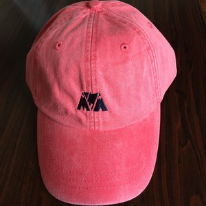 """McMamWell x ADAM'S HAT 6panel Cap """"RED"""""""