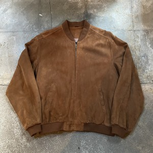 00s Golden Bear Suede Blouson / USA