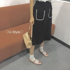 【即日発送】ポケット付きスカート