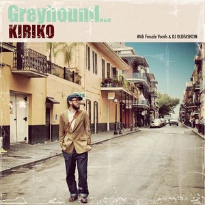 キリコ『Greyhound』(CD)