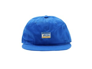 WHIMSY(ウィムジー) / WISA CLUB HAT -BLUE-