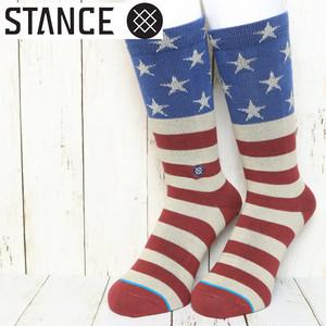 [メール便対応] STANCE スタンス THE FOURTH SOCKS ソックス 靴下 M310BTHE