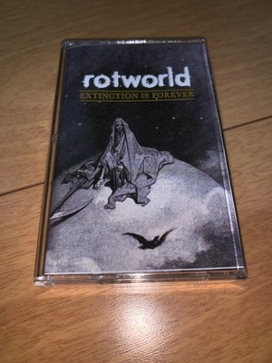 rotworld - Extinction is Forever TAPE