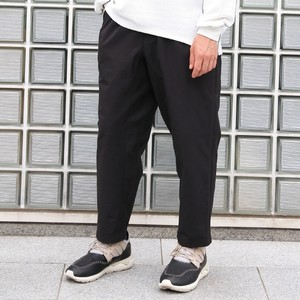 quolt CROTCH PANTS / クオルト パンツ / BLACK / 901T-1347