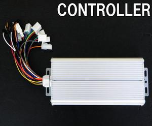 コントローラー60V 40A600〜1200Wバック、反転機能付