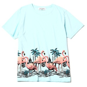 FLAMINGO TEE (MINT) / RUDE GALLERY
