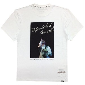 RAY×JUNYA S-STADY×LEFLAH コラボTシャツ (WHIT)