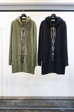COMMAND ZIP LONG PARKA