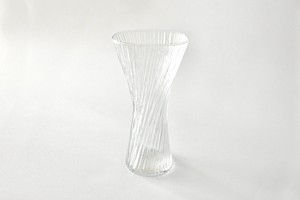 vintage VILJA glass vase  / ヴィンテージ ヴィルヤ ガラス ベース