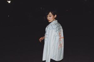 (5)Remake stripe shirt