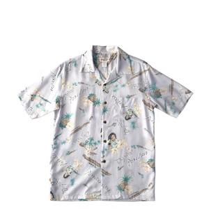 Mountain Men's オープンアロハシャツ /  Paradise  / size M