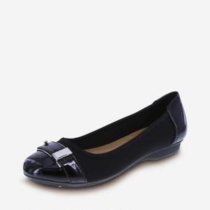 送料無料! 27.5cmワイド フラットシューズ ぺたんこパンプス モデルサイズの靴