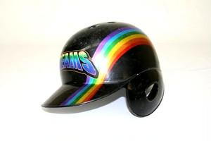 東京ドリームスヘルメット
