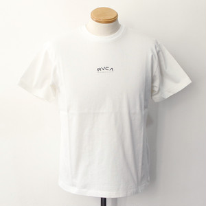 【RVCA】 TINY ARCH SS (WHITE)