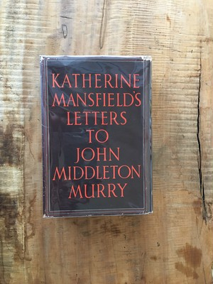 KATHERINE MANSFIELD'S LETTERS TO JOHN MIDDLETON MURRY