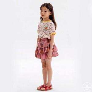 «予約» en paper cancan skirts 2colors ミーアキャット スカート