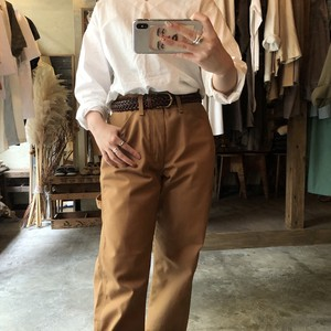 red kap work pants /dead stock