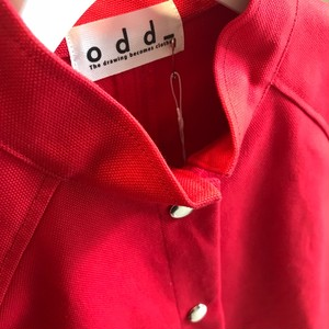 odd_ Canvas Jacket
