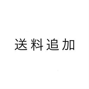 【送料追加】北海道・沖縄・離島へ発送のお客様へ