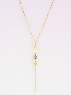 k10 × collar stone ネックレス ①
