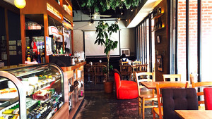 BROOKLYN MILLS 池袋 アメリカン カフェ
